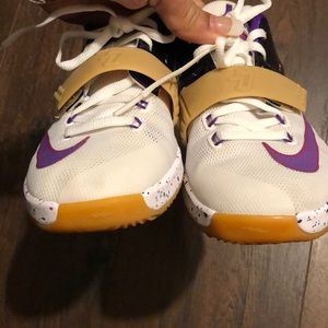 e6c006aab92 Nike Shoes - Nike KD 7 GS Size 1Y Peanut Butter Jelly